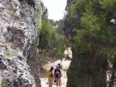 Ciudad Encantada de Tamajón - Retiendas - Almiruete;brujulas;gente viajera